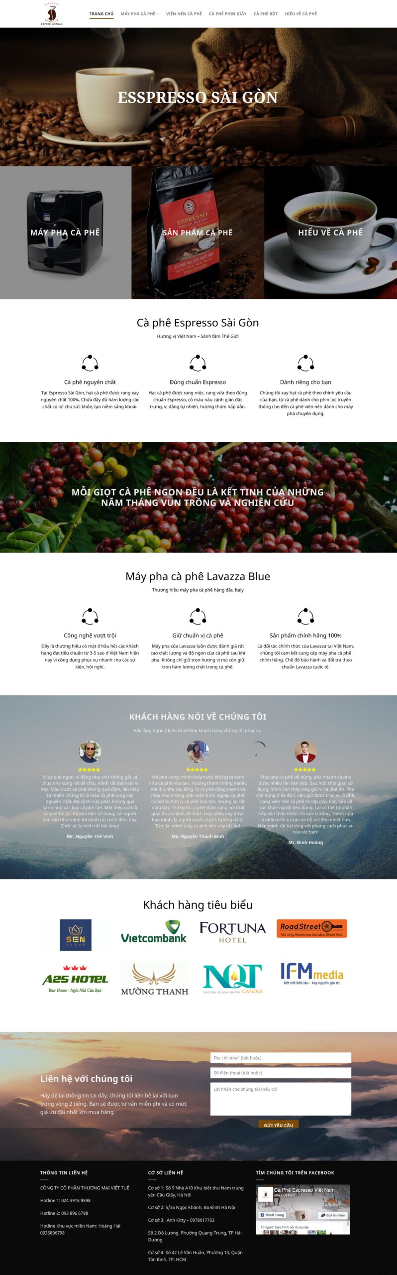 espressosaigon.com